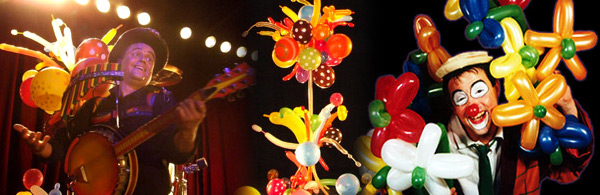 sculpture ballons