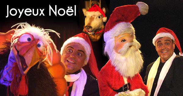 spectacle pour arbre de Noël